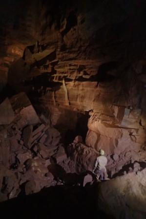 Chasm Passage