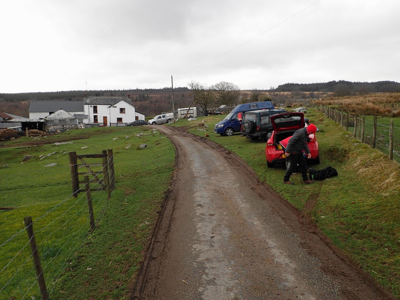 Dyffryn-Nedd Farm