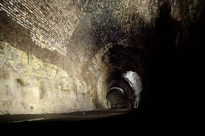 Gelli Felen Tunnel Photo by Barry Burn