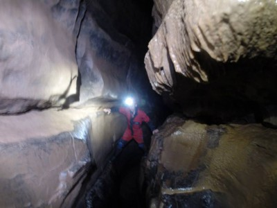 Huw in Salubrious Passage