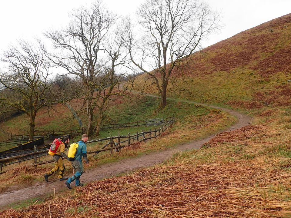 Huw Jones - Path to Pwll Dwfn